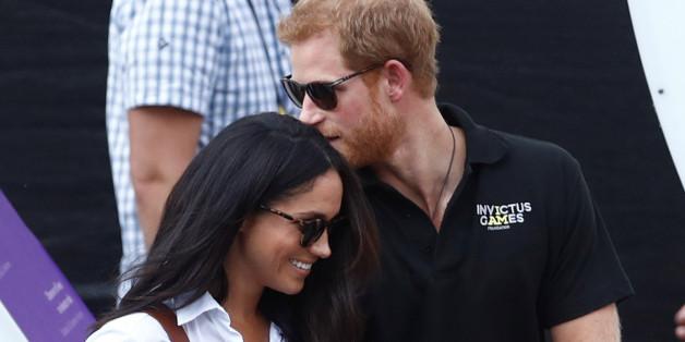 Insider verrät laut Medienberichten sicher: Prinz Harry und Meghan Markle sind bereits verlobt