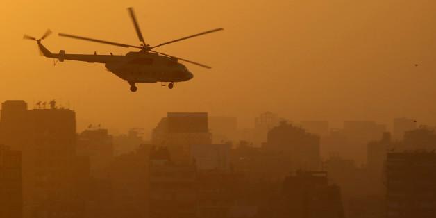 Ägyptens stiller Krieg: Wie das Land aus der Luft gegen Islamisten vorgeht - und warum das der falsche Weg ist