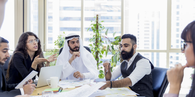 Corporate Business In The Middle East