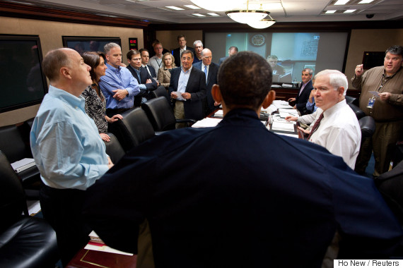 situation room pete souza