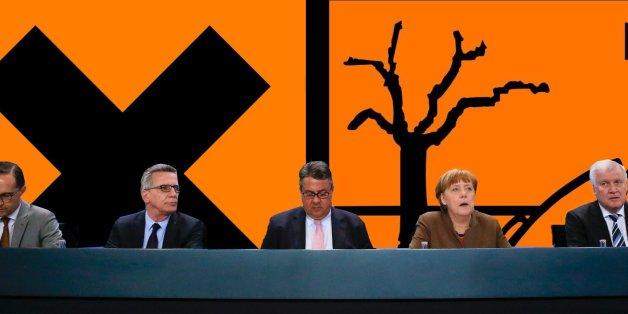 Gift für die GroKo: Wie der Glyphosat-Eklat Merkel ins Wanken bringt