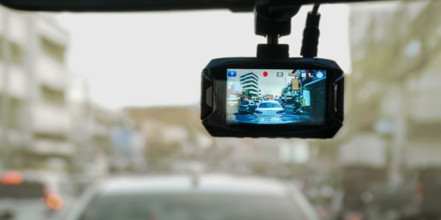 Front car video recorder
