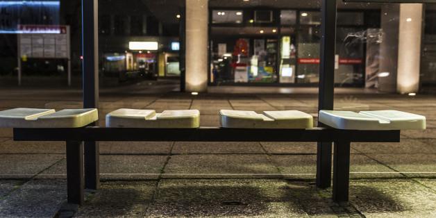 Wutbotschaft an die Stadt: Das sagt der demenzkranke Rentner, der für Ausruhen an Bushaltestelle eine Strafe bekam