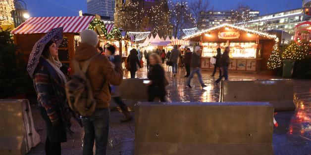 Terror-Schutzsperren bei Weihnachtsmärkten können zur tödlichen Gefahr werden.