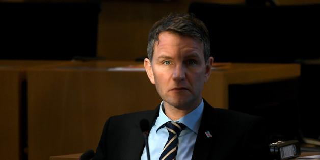 AfD-Politiker Höcke wirbt für einen linken Sozialkurs - und könnte damit erfolgreich sein, glaubt ein Politikwissenschaftler
