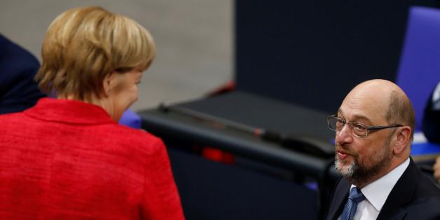 EIL: SPD und Union wollen Verhandlungen über eine Große Koalition aufnehmen