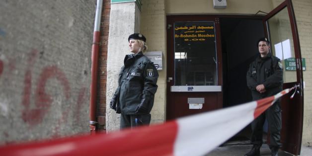 Polizei und Verfassungsschutz melden: Immer mehr Angriffe auf Muslime und Moscheen