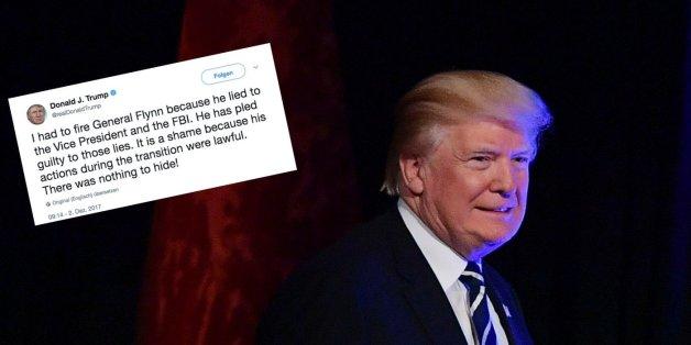 Mit einem Tweet zur Russland-Affäre könnte sich Donald Trump ein Eigentor geschossen haben