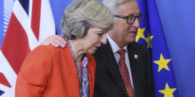 Gelingt der Brexit-Durchbruch? May trifft Juncker in Brüssel - das sind die wichtigsten Streitpunkte