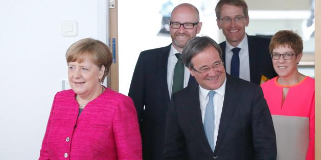 Überraschende Umfrage: Wen sich die CDU-Basis als Merkel-Nachfolger wünscht