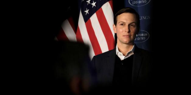 Jared Kushner wird mehr und mehr zum Hauptverdächtigen in der Russland-Affäre