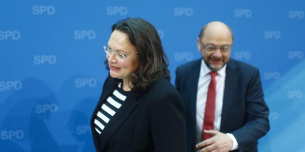 Wieso die SPD ab heute Gefahr läuft, zwischen CDU und AfD zermalmt zu werden