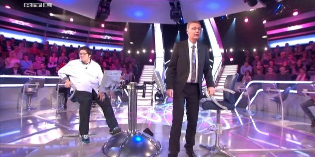 """""""Wer wird Millionär"""": Kandidat beantwortet die 500-Euro-Frage bei - plötzlich knallt es im Studio"""