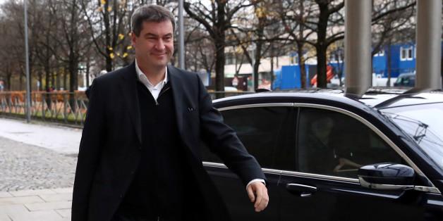 """""""Flüchtlingsfeindlich und dumpfbackig"""" – so scharf urteilt die Presse über den nächsten bayerischen Ministerpräsidenten"""