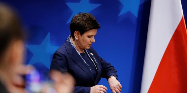 Politbeben in Polen? Ein mysteriöser Tweet von Regierungschefin Szydlo befeuert Spekulationen