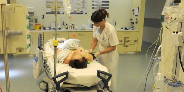 Interne Dokumente verraten, wie gefährlich der Zustand in deutschen Krankenhäusern ist.
