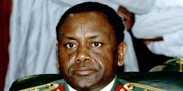 FILE PHOTO-SEP93-The new Nigeria's military head of state General Sani Abacha who took over after the former military-appointed interim leader resigned on November 17th
