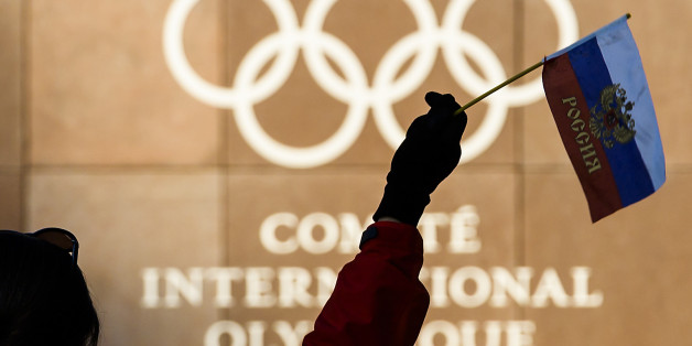 EIL: Russlands Athleten dürfen an Olympia teilnehmen - allerdings nicht unter eigener Flagge