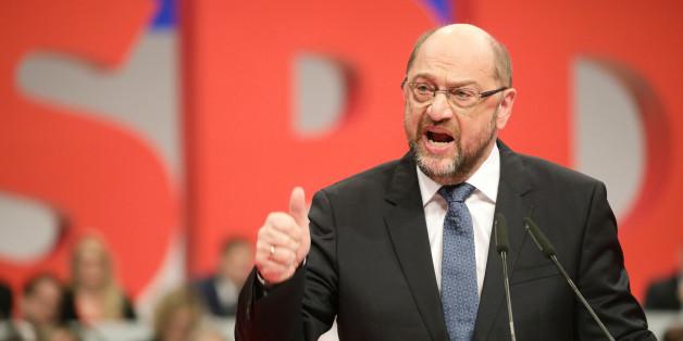 """""""Europa ist unsere Lebensversicherung"""": SPD-Chef Schulz will Vereinigte Staaten von Europa bis 2025"""