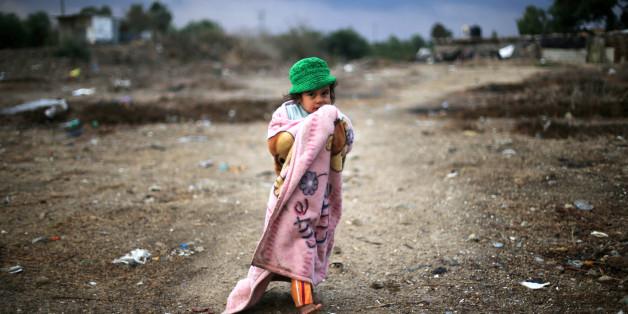 Während der letzten Intifada starben auch tausende Palästinenser - unter ihnen viele Zivilisten und Kinder