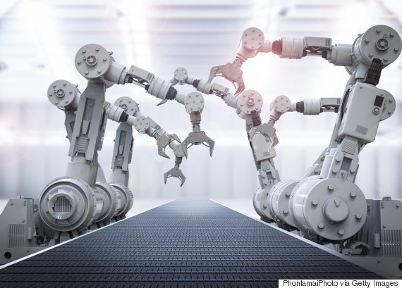 robot job