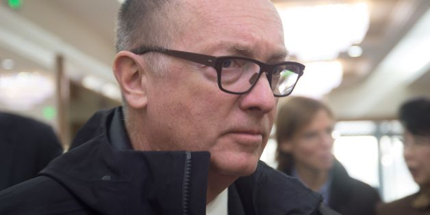 Jeffrey Feltman, the UN's under secretary general for political affairs, arrives at the Pyongyang International Airport on December 5, 2017.A senior United Nations official travelled to North Korea on December 5 for a rare visit aimed at defusing soaring tensions over Pyongyang's nuclear weapons programme. Jeffrey Feltman's visit -- the first by a UN diplomat of his rank since 2010 -- comes less than a week after North Korea said it test-fired a new ballistic missile capable of reaching the Unit