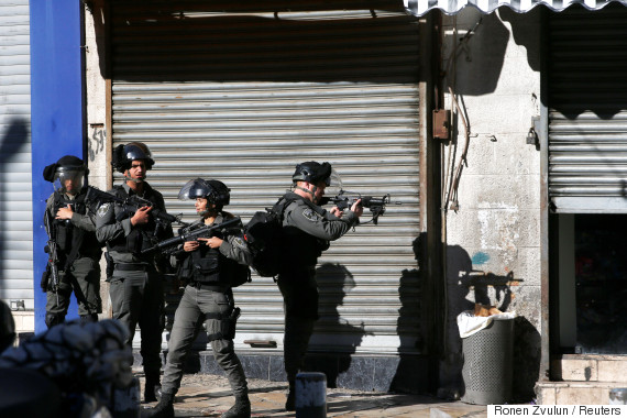 palestine jerusalem
