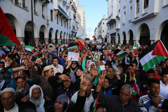 marche palestine