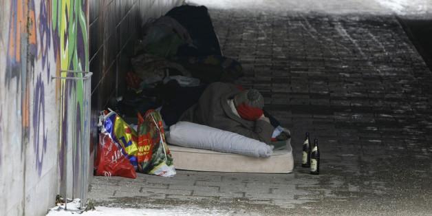 Erst angezündet, jetzt tot gefahren: Das schlimme Schicksal eines Münchner Obdachlosen
