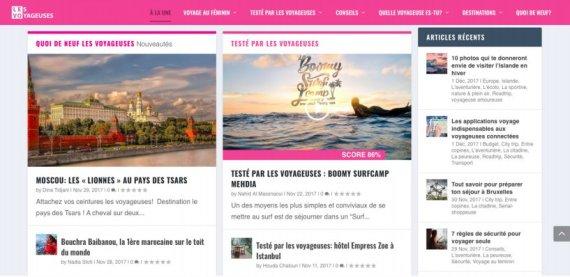 les voyageuses webzine