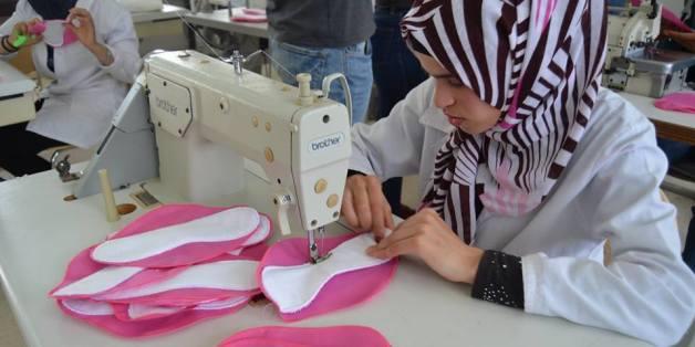 5 étudiants veulent briser le tabou des règles au Maroc