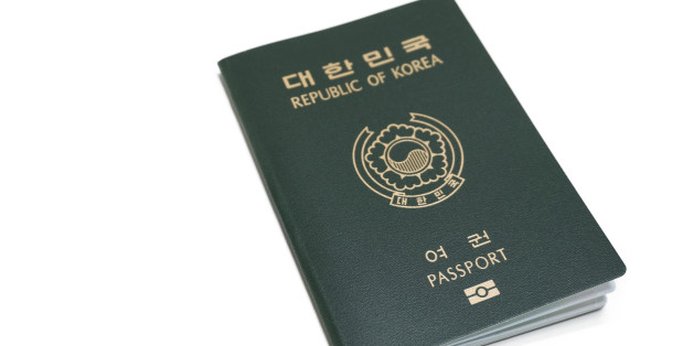 Passport, Republic of Korea