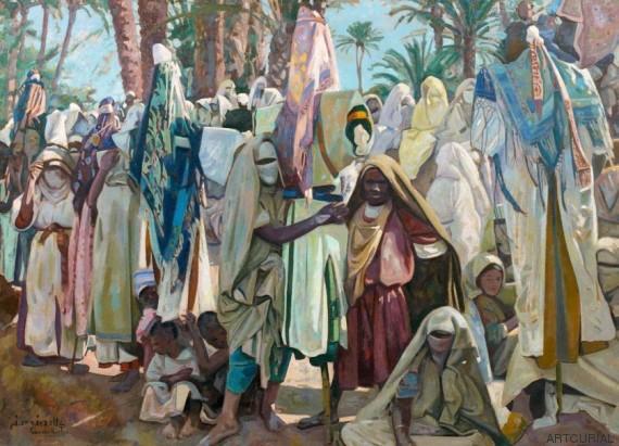 majorelle les allamattes marrakech