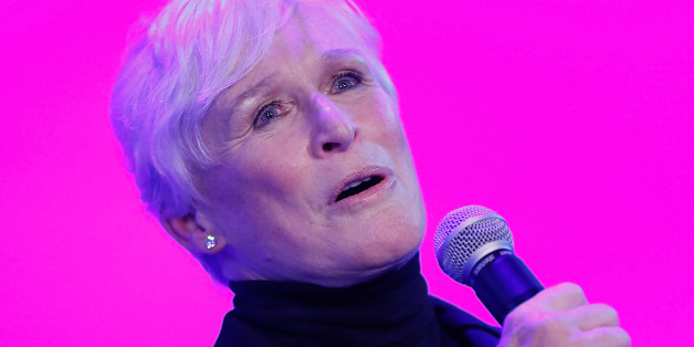 NEW YORK, NY - OCTOBER 16:  Glenn Close performs during the National Dance Institute Benefit Performance at National Dance Institute Center for Learning & the Arts on October 16, 2017 in New York City.  (Photo by John Lamparski/WireImage)