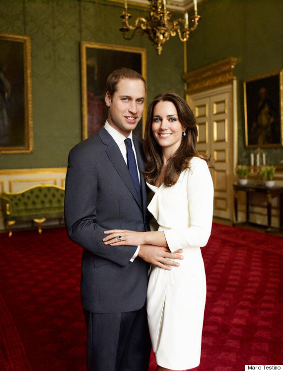 prince william engagement