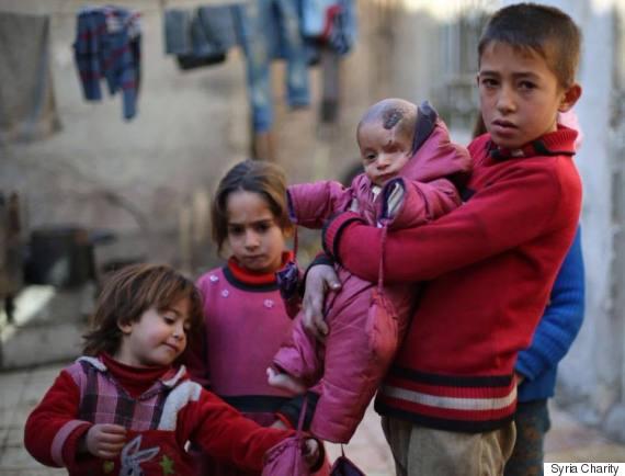 syria charity karim