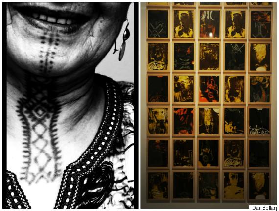Femme Gravee L Exposition Qui Celebre La Tradition Du Tatouage Au