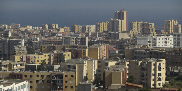 A general view of residential buildings and complexes in Ain Benian on the outskirts of the Algerian capital Algiers, July 8, 2013. Political and social pressures are combining to open Algeria's construction market to international competition, potentially making billion of dollars worth of contracts available to foreign companies. Housing supply has long been a source of public discontent in Algeria, which has a young and growing population of 37 million. Migration to the cities has packed some