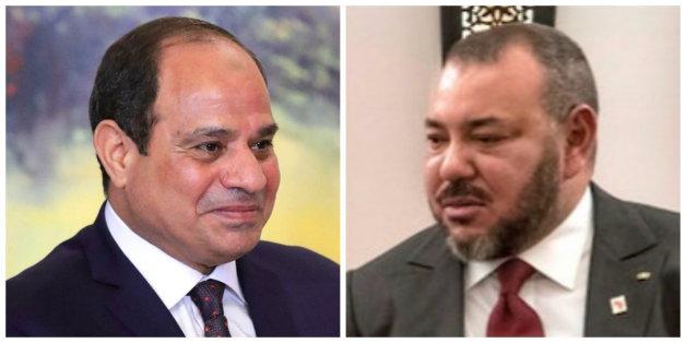 Le roi adresse ses condoléances au président égyptien après l'attaque dans une église