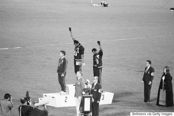 1968 black olympic