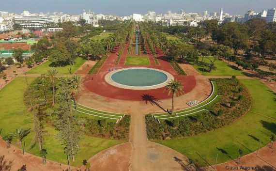 parc ligue arabe casablanca