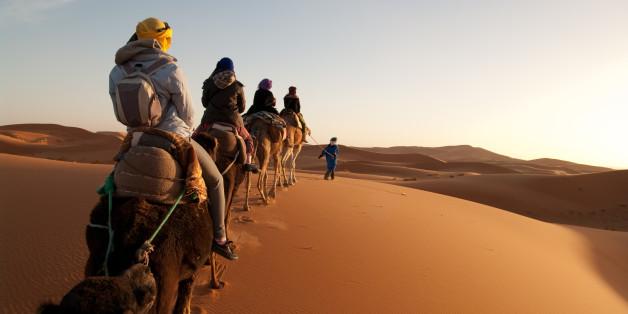 Merzouga: La wilaya dément l'attaque avortée d'un camp de touristes dans le désert