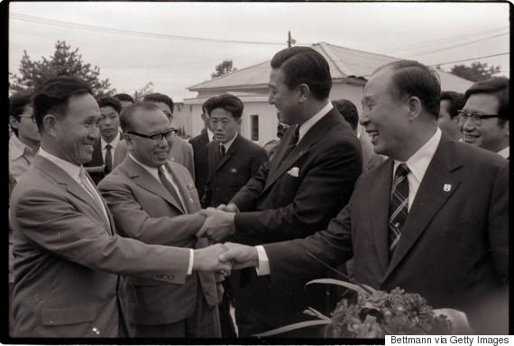 korea red cross 1972