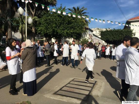 medecins residents en greve