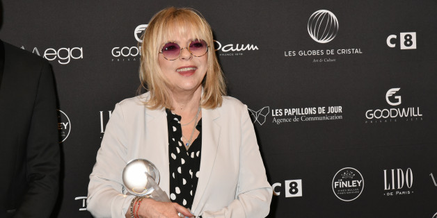 PARIS, FRANCE - JANUARY 30:  Globes 2017 Awarded France Gall attends Les Globes de Cristal Awards 11th Ceremony at Lido on January 30, 2017 in Paris, France.  (Photo by Foc Kan/Getty Images)