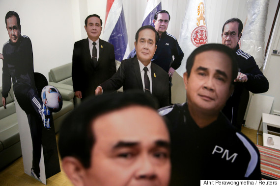 prayuth chanocha