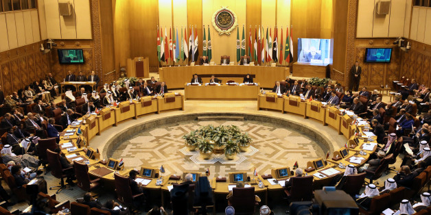 Arab League foreign ministers hold an emergency meeting on Trump's decision to recognise Jerusalem as the capital of Israel, in Cairo, Egypt December 9, 2017. REUTERS/Mohamed Abd El Ghany