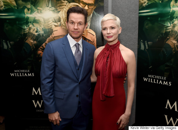 michelle williams mark wahlberg