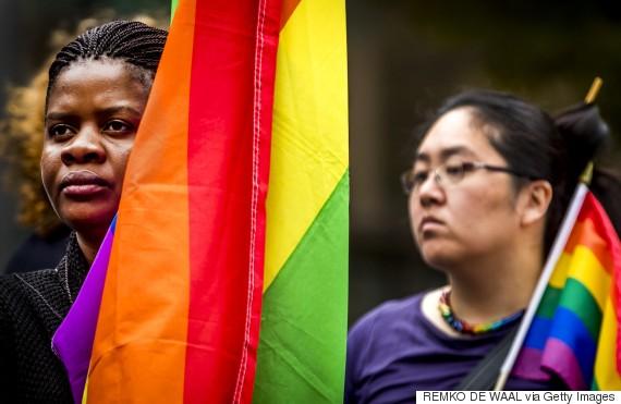 refugee homosexual