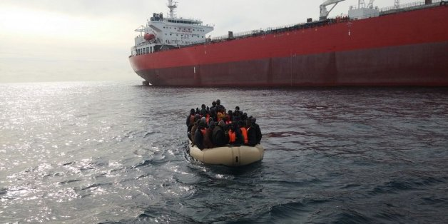 154 migrants secourus dans les eaux entre le Maroc et l'Espagne